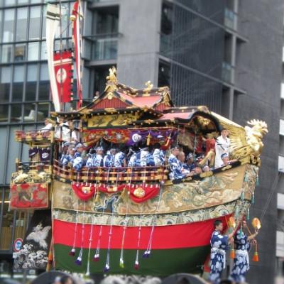 日本三大祭とは?祇園祭・天神祭・神田祭!ねぶた祭が入らない理由は